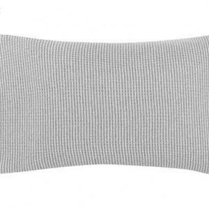 Set de 2 de fețe de pernă Calvin Klein gri / antracit, 50x75 cm