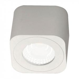 Spot LED Palmi aluminiu, alb, 1 bec, 230 V, 540 lm