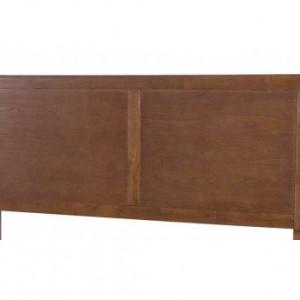 Tăblie de pat Istres, maro, 186 x 57 cm