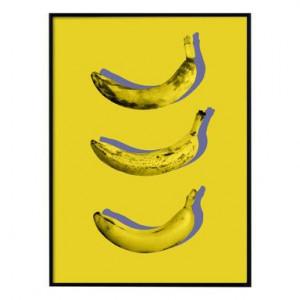 Tablou Bananas, 30x40 cm