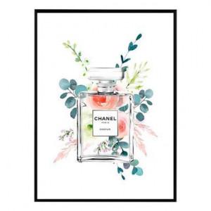 Tablou Parfum IV, 30 x 40 cm