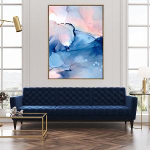 """Tablou """"Summer Solstice """", 60x80 cm"""