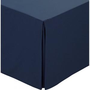 Cearsaf pat Dyed albastru, 200 x 200cm