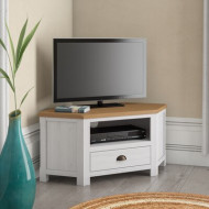 Comodă TV Kings Point, gri antic, 100 x 45 x 45 cm