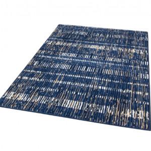 Covor Aadyan albastru, 60 x 110 cm
