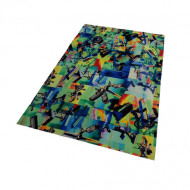 Covor Camcolder by Bruno Banani 80 x 150, multicolor