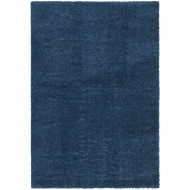 Covor Ecole Looped / Hooked Navy, 200 cm x 300 cm