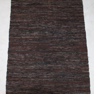 Covor Gammill Handmade Kilim Wool Brown, 140 cm x 200 cm