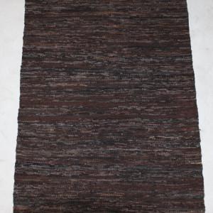 Covor Gammill Handmade Kilim Wool Brown, 140 x 200 cm