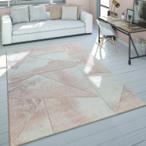 Covor Goetz Shag roz 80 x 150cm