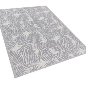 Covor Kota, gri/alb, 160 x 230 cm