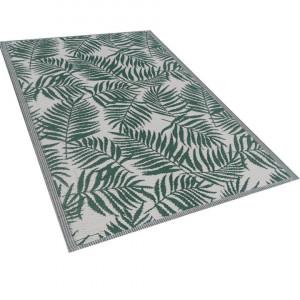 Covor Kota, verde/alb, 120 x 180 cm