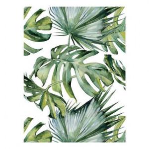 Covor Paradise verde, 133x100 cm