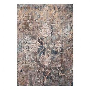 Covor Sutton, bleumarin / roșu, 231 x 154 cm