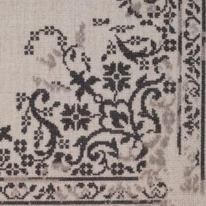 Covor Vintage - Gri - 140 x 200 cm