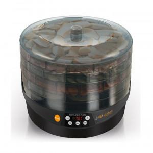 Deshidrator alimentar MACOM Puls, negru, 500 W