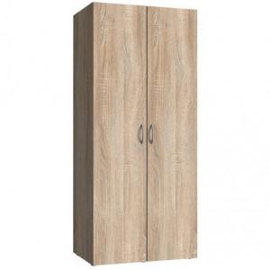 Dulap Aghen, maro, 185 x 80 x 54 cm