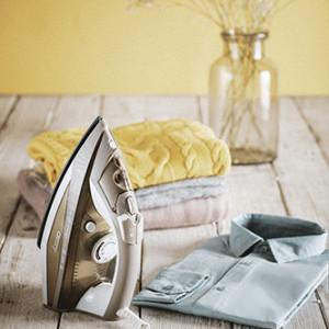Fier de calcat Camry CR 5018, talpa ceramica, 3000 W