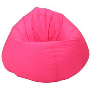 Fotoliu puf Brava XL roz