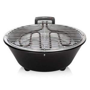 Gratar electric Trieste BQ-2884, negru, 30 cm, 1250 W