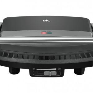 Grill OCG 1520 B, negru, 10,8 x 24,8 x 24,8 cm, 1500 W