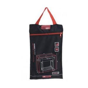 Husa de protectie Progarden, pentru gratar, dreptunghiular, negru, 82 x 50 x 62 cm
