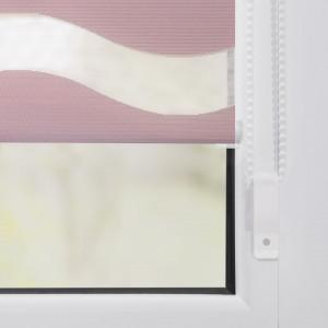 Jaluzea rulanta Welle, 90 x 150 cm, tesatura, roz