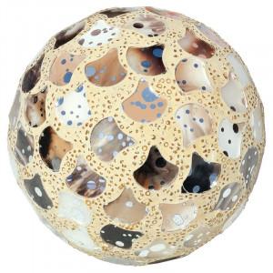 Obiect decorativ Balls, galben