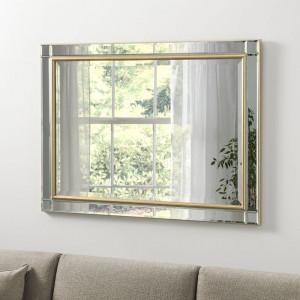 Oglinda Baker, 76 x 107 x 2,3 cm