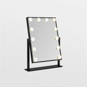 Oglinda cosmetica 12 becuri LED