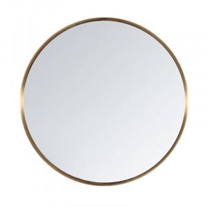 Oglinda Portage, auriu, 60,96 x 60,96 cm