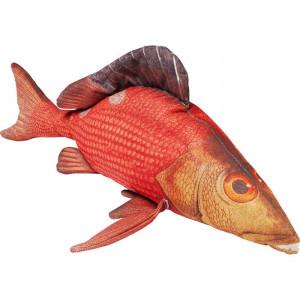 Perna decorativa Fish - forma de peste, 44 x 95 cm
