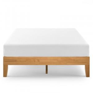 Rama de pat Maxen, lemn masiv, 150 cm x 200 cm