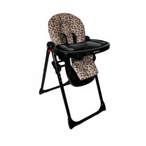 Scaun de bebe Christina Milian, metal, 112cm H x 56.5cm W x 73cm D