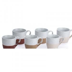 Set Braddock 6 cani, ceramica