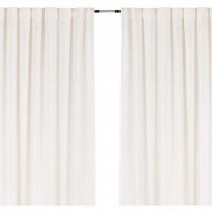 Set de 2 draperii Simone, 140x250 cm