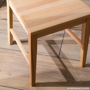 Set de 2 scaune TelferWood I din lemn masiv de fag