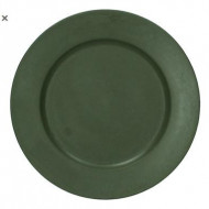 Set de 6 farfurii Body verde