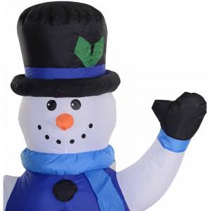 Set gonflabil om de zăpadă, 120 x 100 x 55 cm