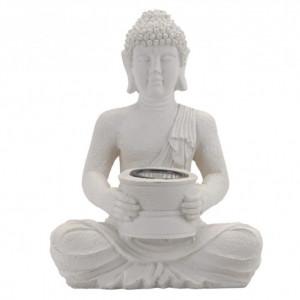 Statuie Karll Buda cu lumina solara