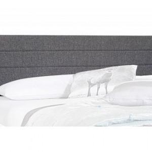 Tăblie de pat Scala III, 165 cm, Pal/ țesătura, CU DEPOZITARE