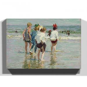 """Tablou """"Summer Day"""", multicolor, 35 x 50 cm"""