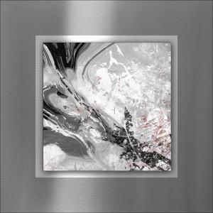 Tablou Black & White Mix, 50 x 50 cm
