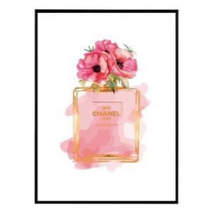 Tablou Parfum V, 30 x 40 cm