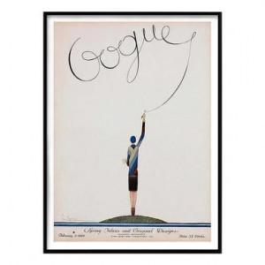 Tablou Vogue IV, 30x40 cm