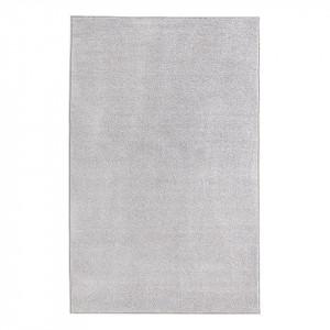 Covor Uni Pure argintiu 140 x 200