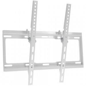 Suport Tv de perete , reglabil , max Vesa 400x400 , alb