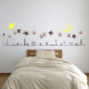 Autocolant de perete, 60 x 280 cm