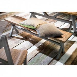 Bancuta Balignton I, lemn masiv pin