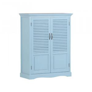 Bufet Tristen, albastru, 110 x 86 x 39 cm